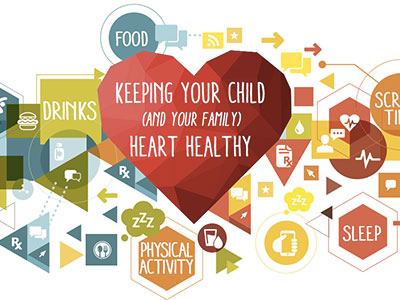 5 tips for a heart healthy family