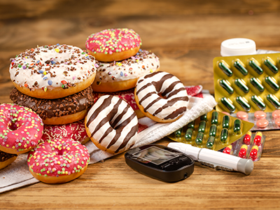 donuts and diabetes medicine