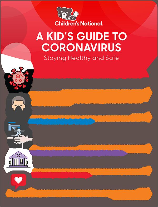 Covid 19 Faqs For Kids Children S National