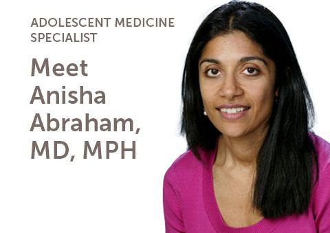 Anisha Abraham